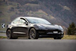 Mon aventure Tesla